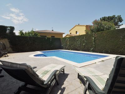 Photo for 3BR Villa Vacation Rental in L'Escala, Catalunya