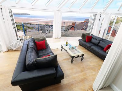Photo for The Penthouse   3 Bedroom Apartment   Woolacombe