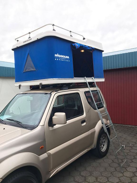 Property Image#3 Travel better in Iceland - 4x4 SUV with a rooftent & Travel better in Iceland 4x4 SUV with a rooftent RVK Reykjavik ...