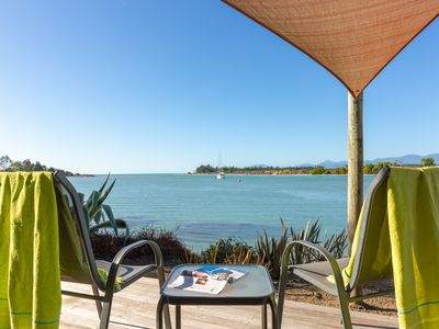 Photo for No1,  Water front relaxation