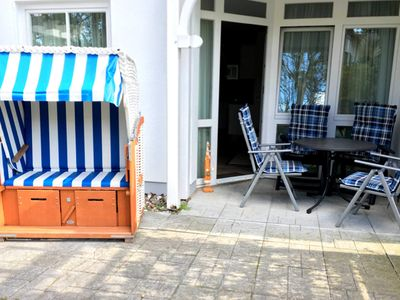 Photo for 2-rooms apartment. 22RB304 - Wohnpark Granitz by Rujana
