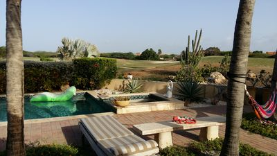 Beautiful and Clean two bedroom villa with Golf Course view