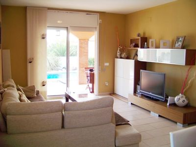 Photo for Vacation home Adria in Miami Platja - 6 persons, 3 bedrooms