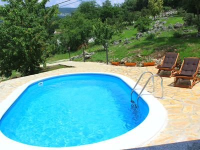 Photo for Holiday Home Deni with a private pool