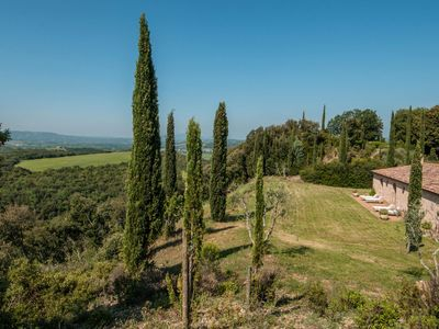 Photo for Villa in Montalcino with 6 bedrooms sleeps 12