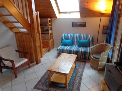 Photo for Nice and bright apartment near the slopes of Serre Chevalier