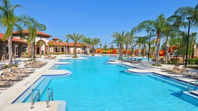 Photo for Luxury on a budget - Solterra Resort - Beautiful Relaxing 14 Beds 11 Baths Townhome - 7 Miles To Disney