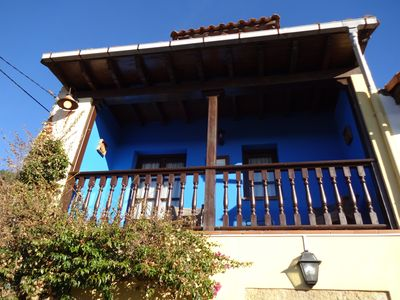 Photo for Enjoy the natural paradise of Asturias in our country house El Rosal