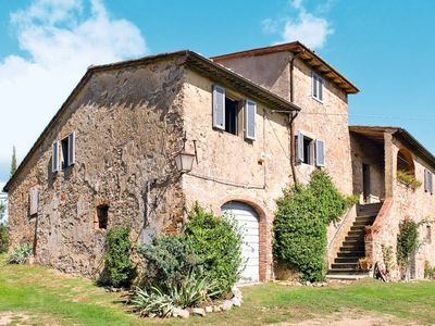 Photo for 5 bedroom Villa, sleeps 10 in Panzano with Pool and WiFi