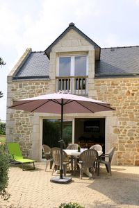 Photo for Vacation home Tazie  in Plouhinec, Morbihan - 6 persons, 3 bedrooms