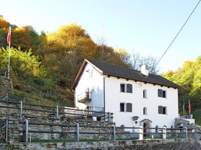 Photo for Apartment in Leontica, Ticino - 4 persons, 2 bedrooms