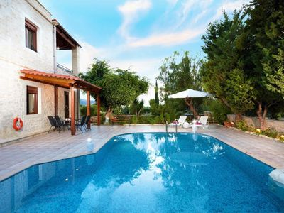 Photo for Holiday house Rethymno for 9 persons with 4 bedrooms - Holiday house