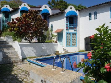 5 Star Taboga Island Townhouse with Stunning View