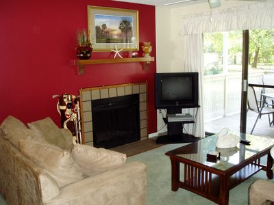 Photo for Cozy, Charming 2 Bdrm Villa at Kingston Plantation Resort, Myrtle Beach