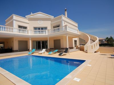 """Photo for Amazing Villa, perfect for families, private pool and gardens"""""""