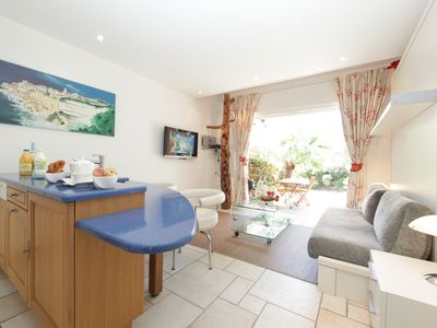 Photo for Exceptional 4 star studio With An Amazing View Over A Peaceful Garden