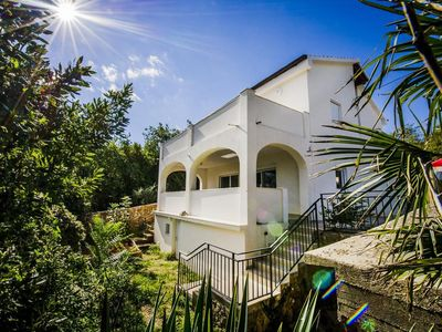 Photo for Modern villa with pool, barbecue, sea view, very quiet location, sandy beach