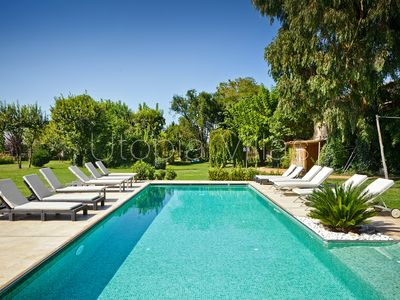 Photo for Spacious restored Catalan Masia with spacious interiors - 10km from Girona