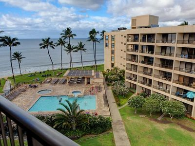 Photo for UP TO 25% OFF!!!  Premium 1 BD Ocean View Condo At Sugar Beach Resort