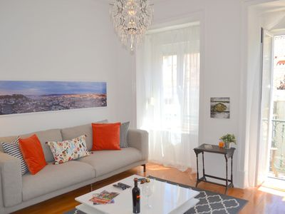 Photo for RH MONTE 20, Grace Lisbon Apartment