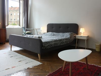 Photo for Spacious luxury 110m2 flat in Zagreb center