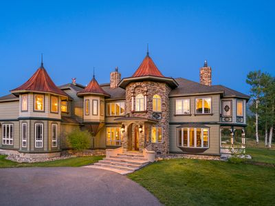 Photo for Steamboat Springs Dragon - Luxury Mountain living at its finest. 5bd/4.5 ba