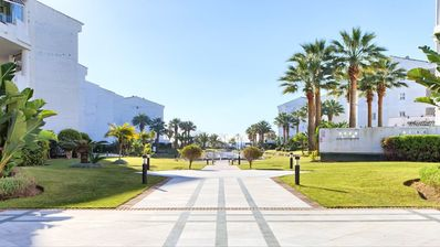 Photo for Puerto Banus, Marbella, 1 bed Apartment 166
