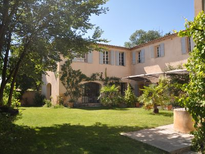 Photo for 8BR House Vacation Rental in Aix-En-Provence, Provence-Alpes-Côte-D'Azur