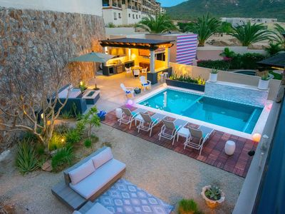 Photo for Stunning views, private pool spacious luxury home