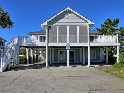Photo for Gambler's Retreat, Five-Bedroom, Four-Bath Beach Home with Private Pool