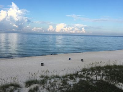 Full Gulf Front Beautiful spacious beach house. LOOk THE BEACH IN YOUR BACKYARD.