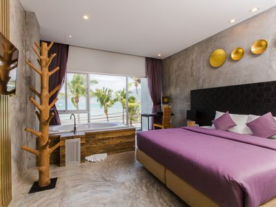 Photo for B Designer King Bed with Partialseaview