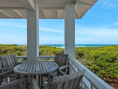 Photo for Watercolor Oceanfront Luxury! Private pool!