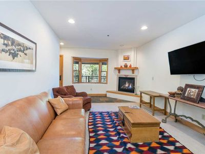 Photo for Family-Friendly 2-Bedroom Condo Tucked in the Woods