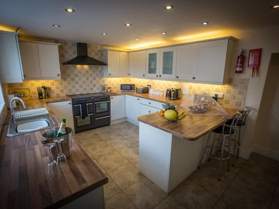 Photo for Manor House with ensuites and Hot Tub Sleeps 18 / 20