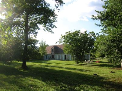 Photo for Beautiful renovated house in Creysse - beaches of the Dordogne
