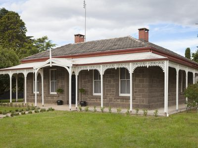 Photo for Luxury Heritage Accommodation in Kyneton  - Put on your Sunday best!