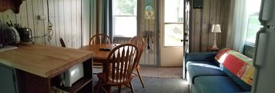 Photo for #3 is a quaint, affordable cabin on the shoreline of Birch Lake in Birchwood, WI