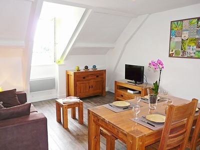 Photo for Apartment Pierre Legavre  in Saint Malo, Brittany - Northern - 4 persons, 2 bedrooms