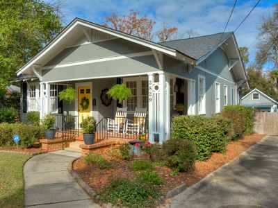 Photo for 4BR 3BA Charming Bungalow Masters Rental Close to Augusta National Course