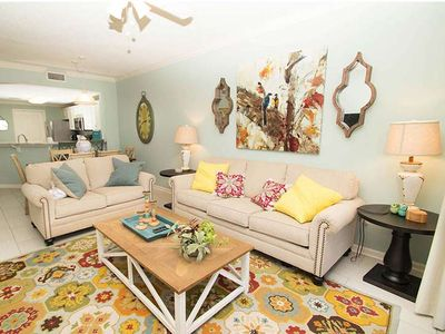 Photo for Beach Club Condo, Catalina 303