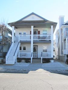 Photo for Perfect Location! Beautiful 3 Bedroom Condo Steps To Beach And Boardwalk