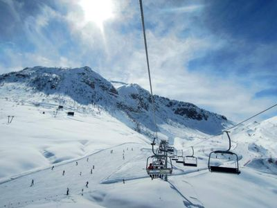 Photo for ARTESINA (CN) Free apartment at 100 m. from ski facilities and rental