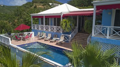 Pool, Deck, Verandas