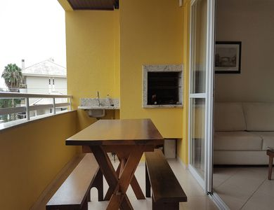 Photo for 2 bedroom apartment in the center of Praia da waterfall!