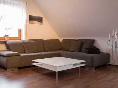 Photo for Apartment for 4 persons and 1 infant - Apartment Weiher - near Nürnberg / Messe