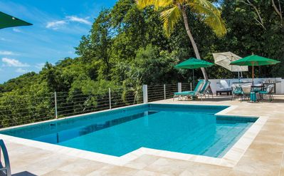Photo for Perfect Villa for Relaxation with Alluring Pool and Serene Scene, Private Pool, Wireless Internet