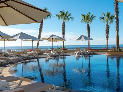 Photo for The Pueblo Bonito Sunset Beach Golf & Spa resort-perfect for couples & families
