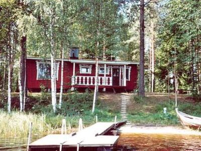 Photo for Vacation home Taimisto in Kaavi - 5 persons, 2 bedrooms