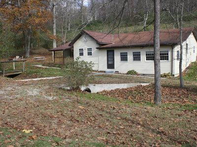 Photo for Cabin on 80 Acre Farm with Fishing Pond, Next to Woodbury Wildlife Area!